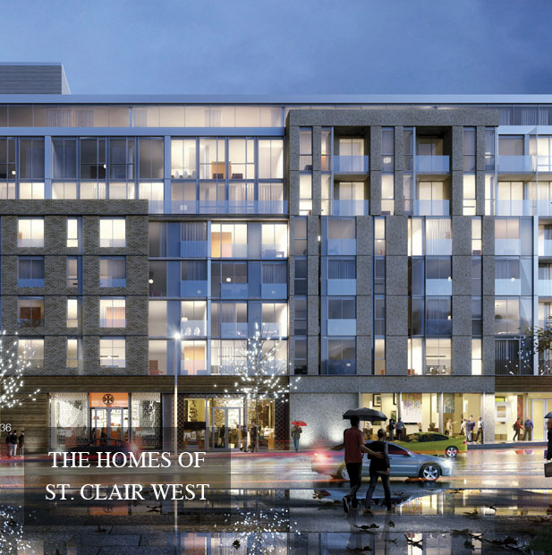 The Homes Of St. Clair West